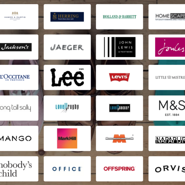 Click & Collect brands